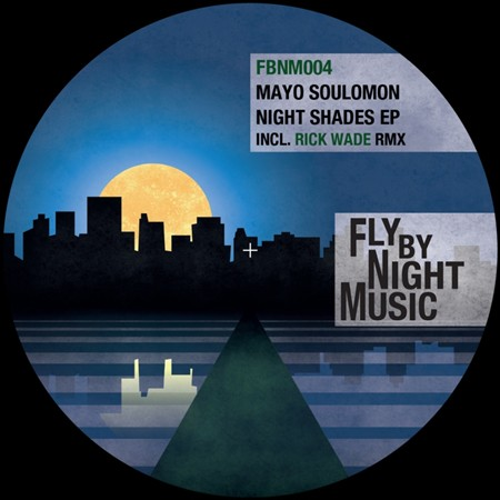 Mayo Soulomon/NIGHT SHADES(RICK WADE)12""