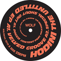 Hodini/THE UNTITLED EP 12""