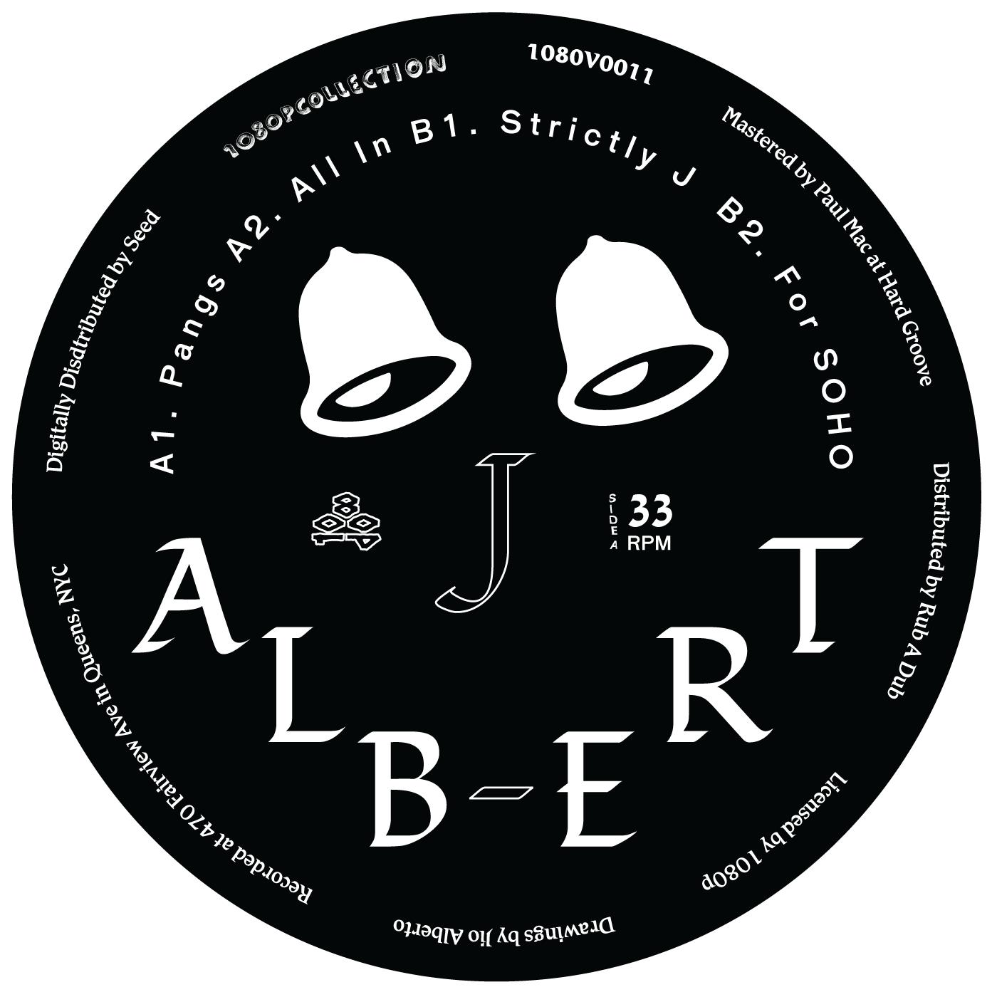 "J. Albert/STRICTLY J EP 12"""