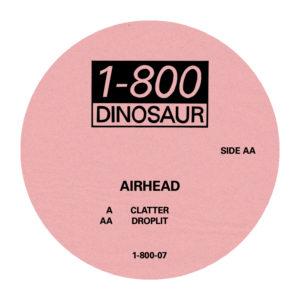 "Airhead/CLATTER 12"""
