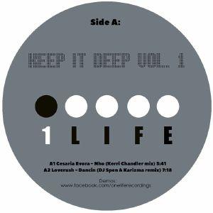 "Various/KEEP IT DEEP VOL. 1 12"""
