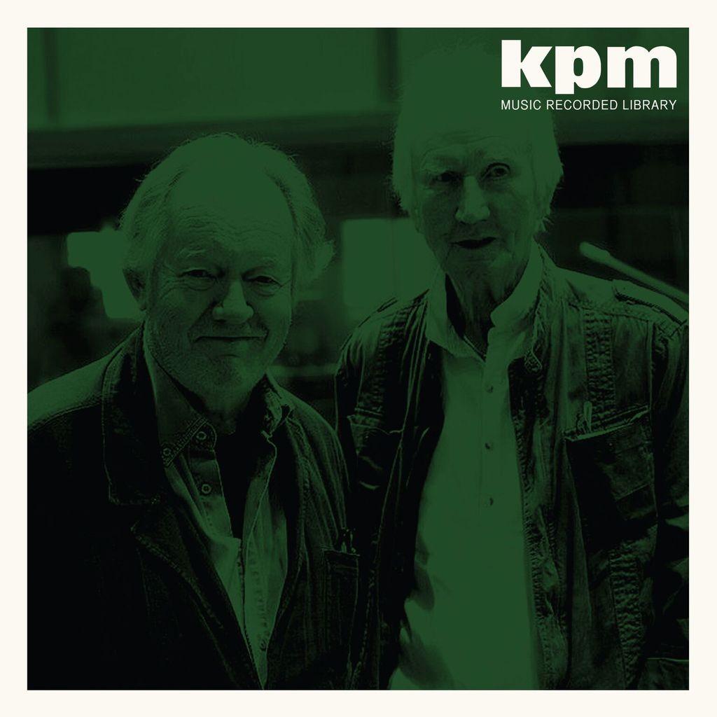 Alan Hawkshaw & B Bennett/FULL CIRCLE LP