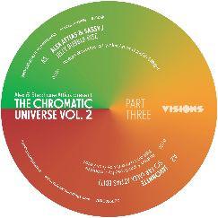 "Various/CHROMATIC...VOL 2 PART 3 12"""