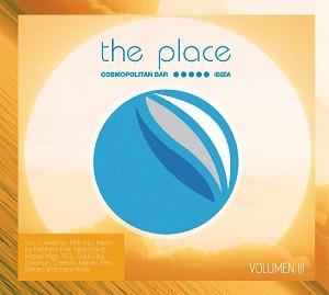 Various/THE PLACE IBIZA VOL. 3 DCD