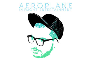 "Aeroplane/IN FLIGHT ENTERTAINMENT #1 12"""