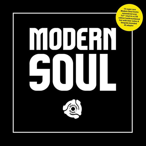 "Various/MODERN SOUL 7 x 7"" BOXSET"
