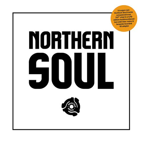 """Various/NORTHERN SOUL 7 x 7"""" BOXSET"""