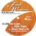 """All Good Funk Alliance/ON THE ONE 12"""""""
