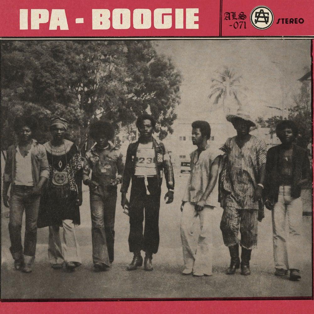 Ipa Boogie/IPA BOOGIE (1978) LP
