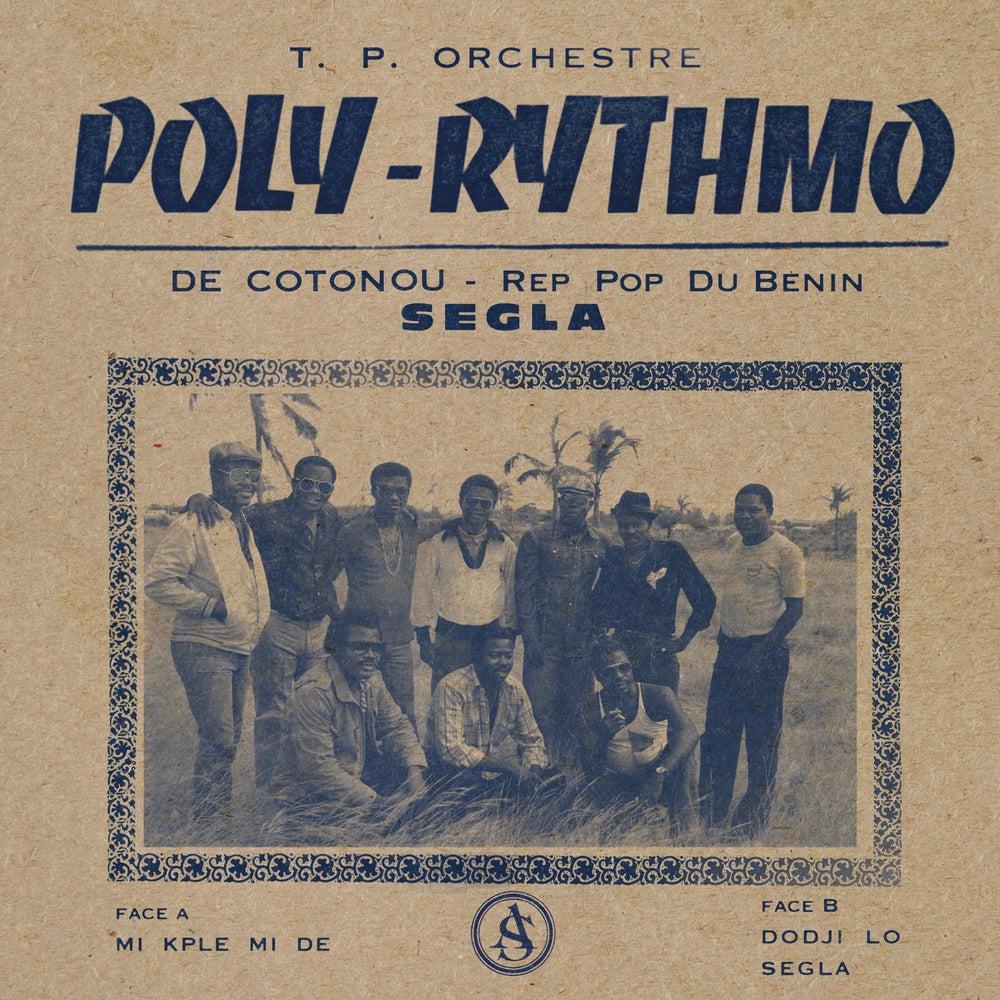 Orchestre Poly Rythmo/SEGLA REG POP LP