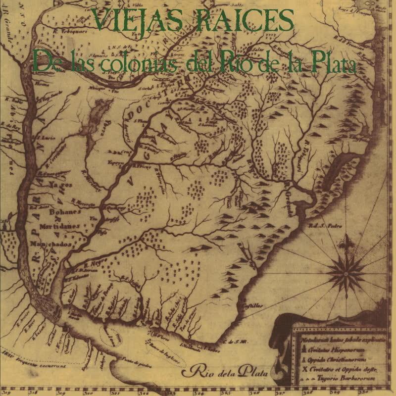 Viejas Raices/DE LAS COLONIAS... LP