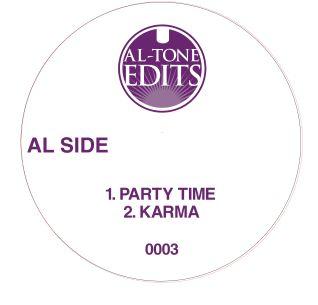 "Al-Tone Edits/0003 (3 THE HARD WAY) 12"""