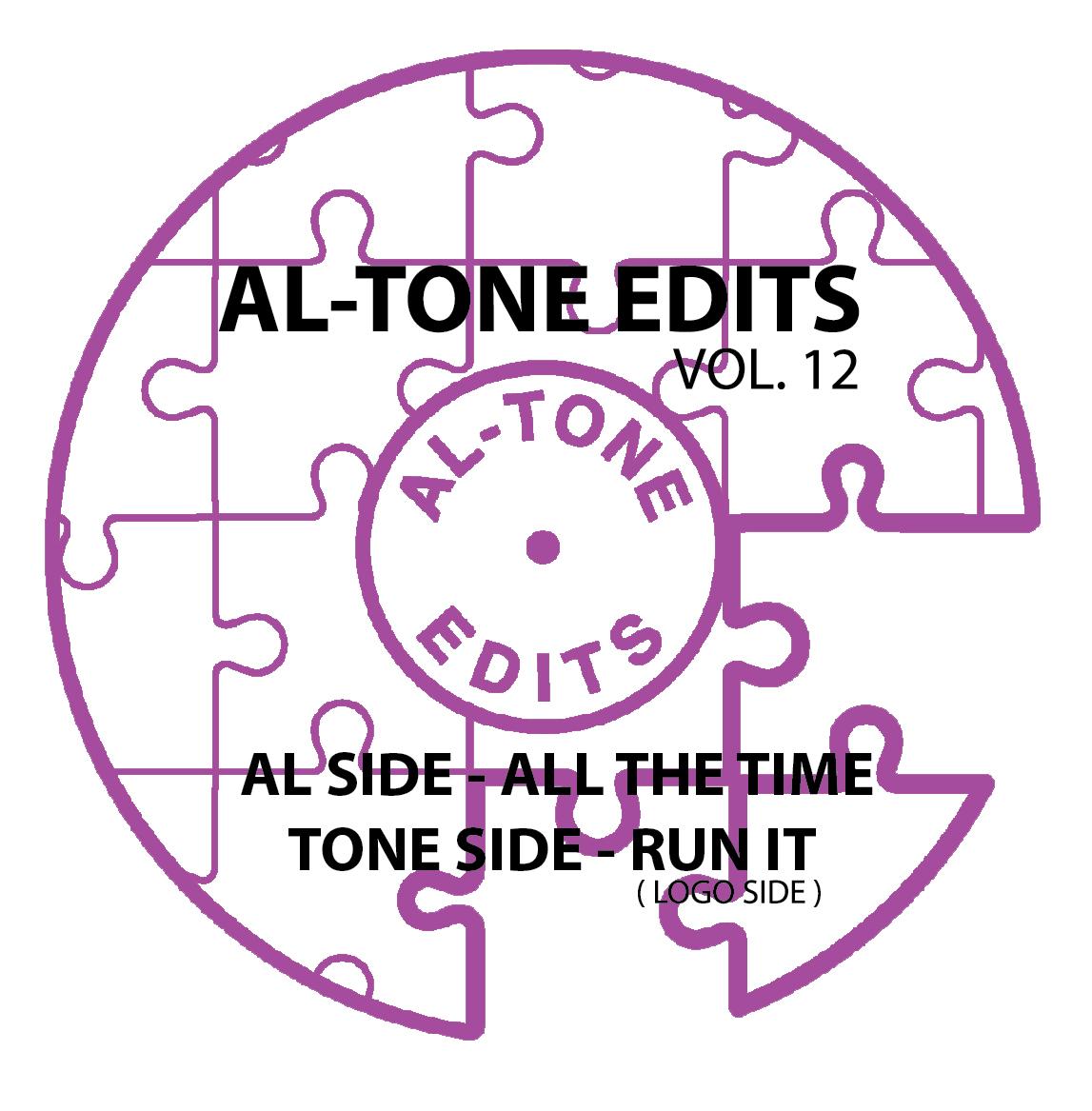 """Al-Tone Edits/0012 (VOL. 12) 7"""""""