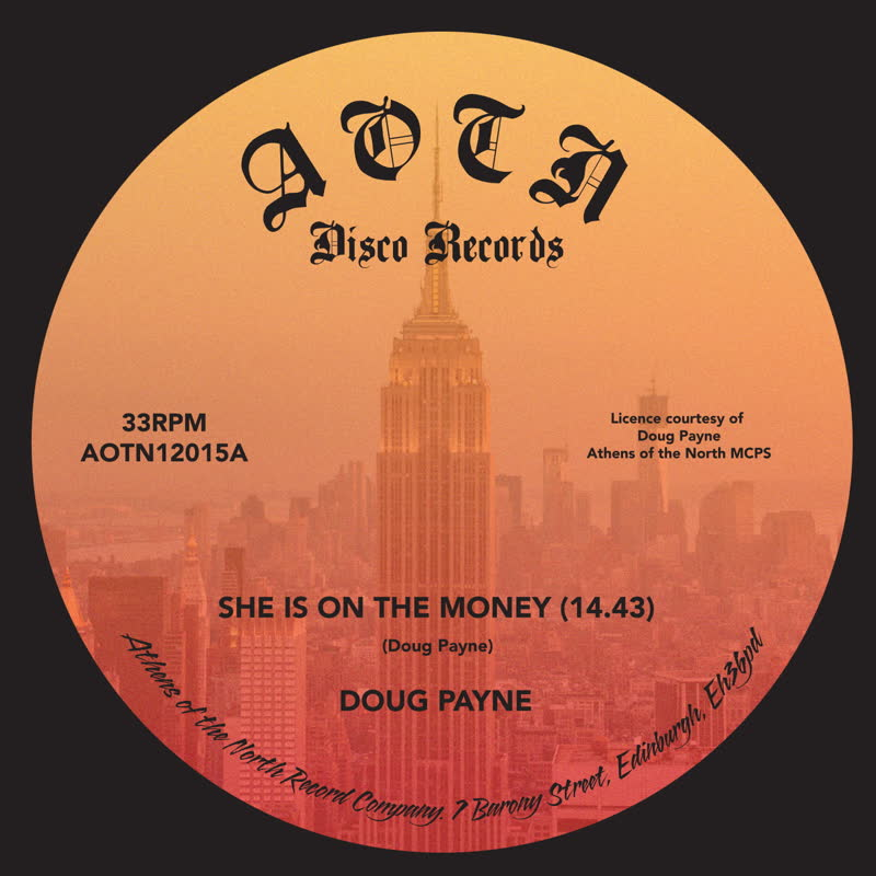 Doug Payne/SHE IS ON THE MONEY 12""
