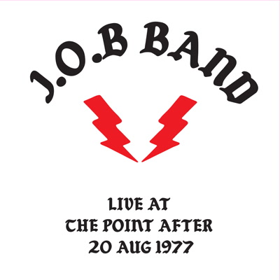 J.O.B Band/LIVE AT THE POINT AFTER LP