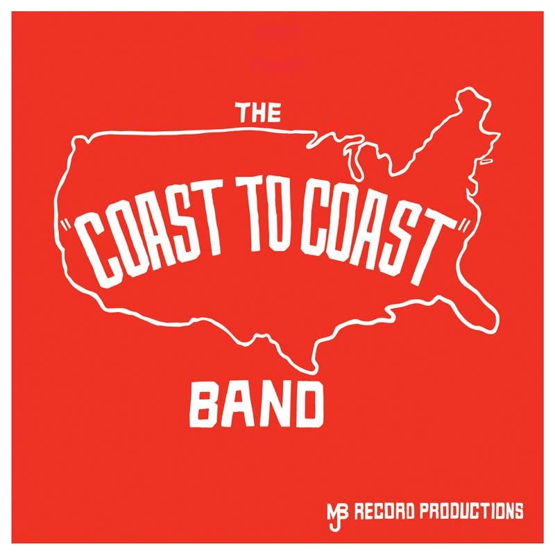 Coast To Coast Band/COAST TO COAST LP