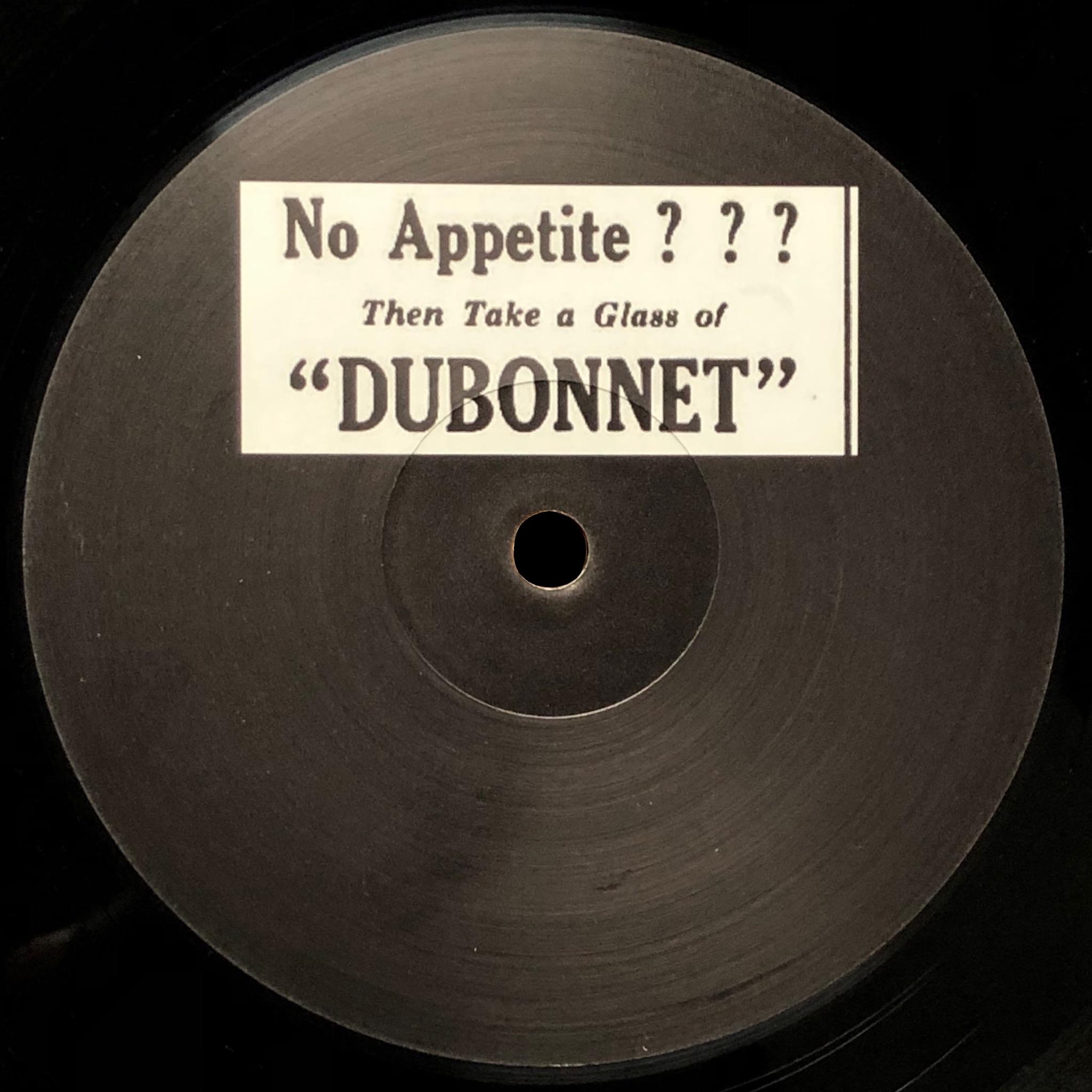 "Delroy Edwards/DUBONNET 12"""