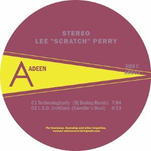 "Lee ""Scratch"" Perry/TECHNO: REBUILT D12"""