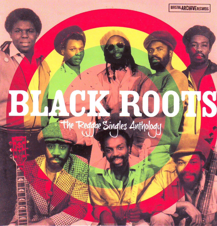 Black Roots/REGGAE ANTHOLOGY CD + DVD