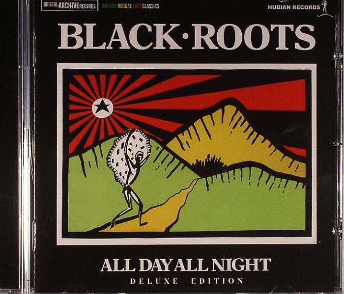 Black Roots/ALL DAY ALL NIGHT  CD