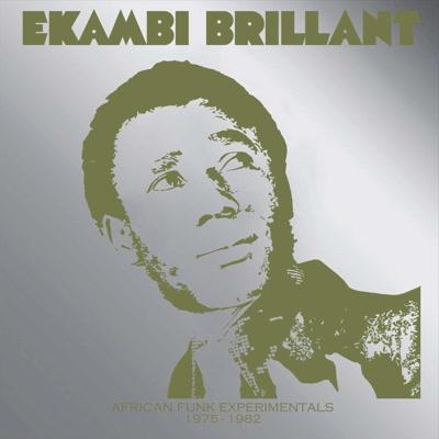 Ekambi Brillant/AFRICAN FUNK... 75-82 LP