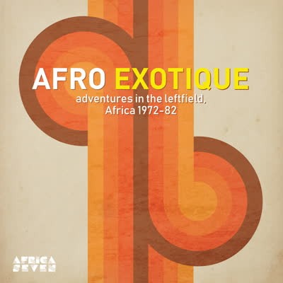 Various/AFRO EXOTIQUE (1972-82) LP