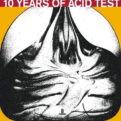 Various/10 YEARS OF ACID TEST 3LP