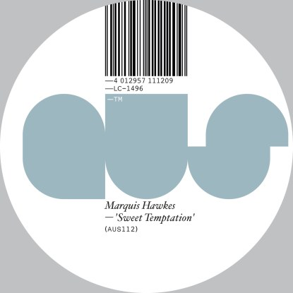 "Marquis Hawkes/SWEET TEMPTATION 12"""