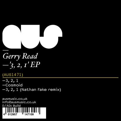 "Gerry Read/3 2 1 (NATHAN FAKE REMIX)12"""