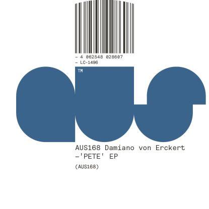 """Damiano Von Erckert/PETE EP 12"""""""