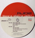 """RJD2/HERE'S WHAT'S LEFT  12"""""""