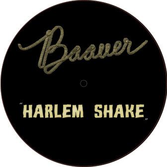 "Baauer/HARLEM SHAKE REMIX 12"""