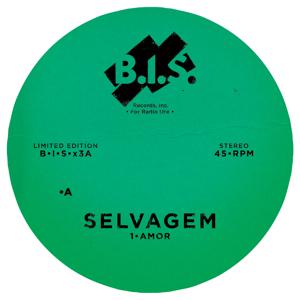 "Selvagem/EP 12"""