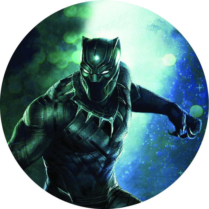 Black Panther/BLACK PANTHER SLIPMAT