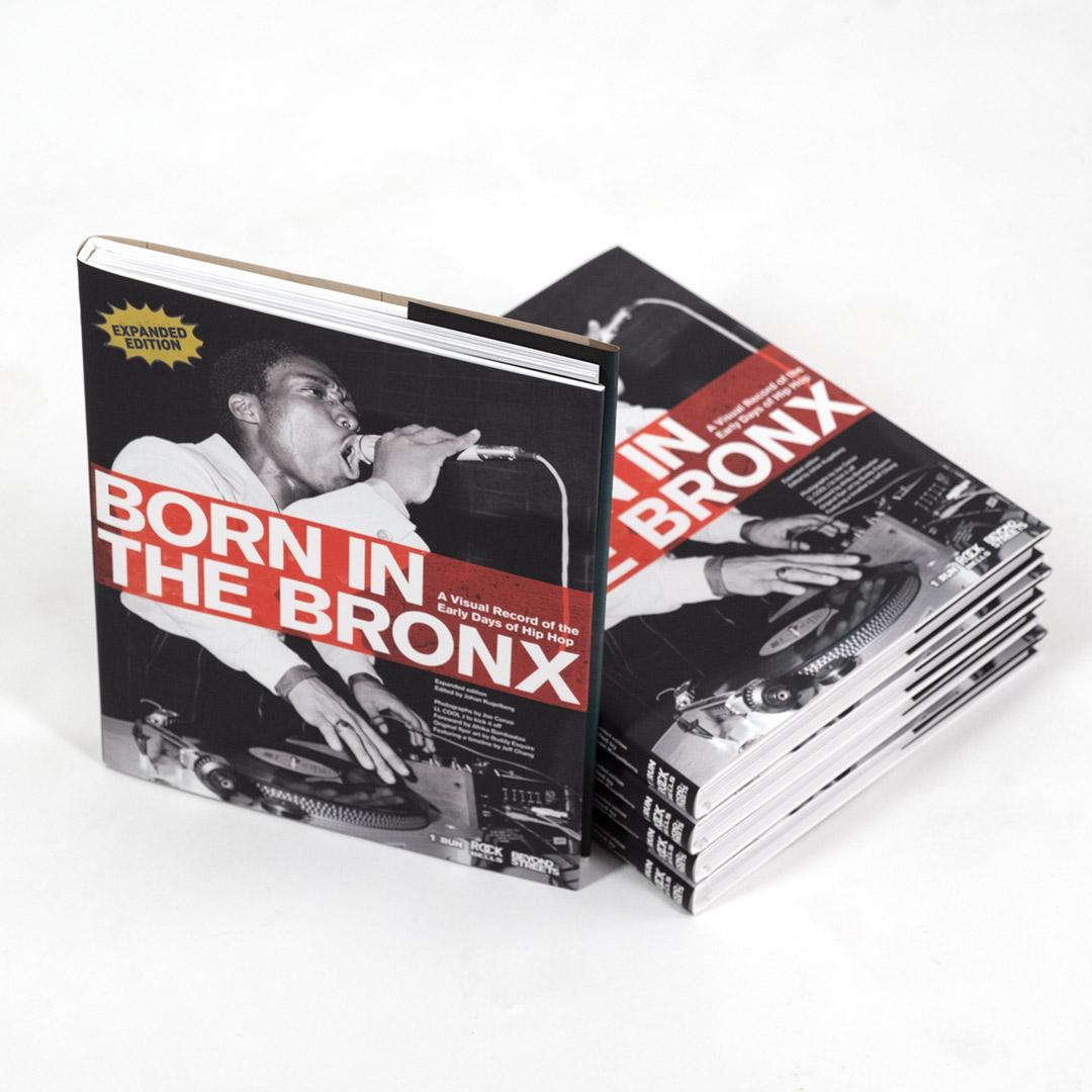 Joe Conzo Jr./BORN IN THE BRONX BOOK