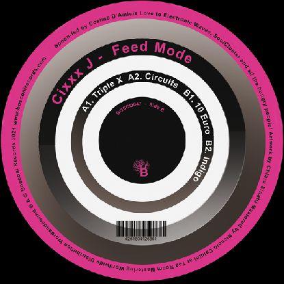 """Cixxx J/FEED MODE 12"""""""