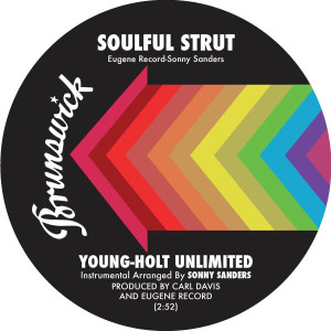 """Young-Holt Unlimited/SOULFUL STRUT 7"""""""