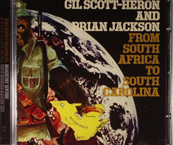 Gil Scott-Heron/FROM SOUTH AFRICA... CD