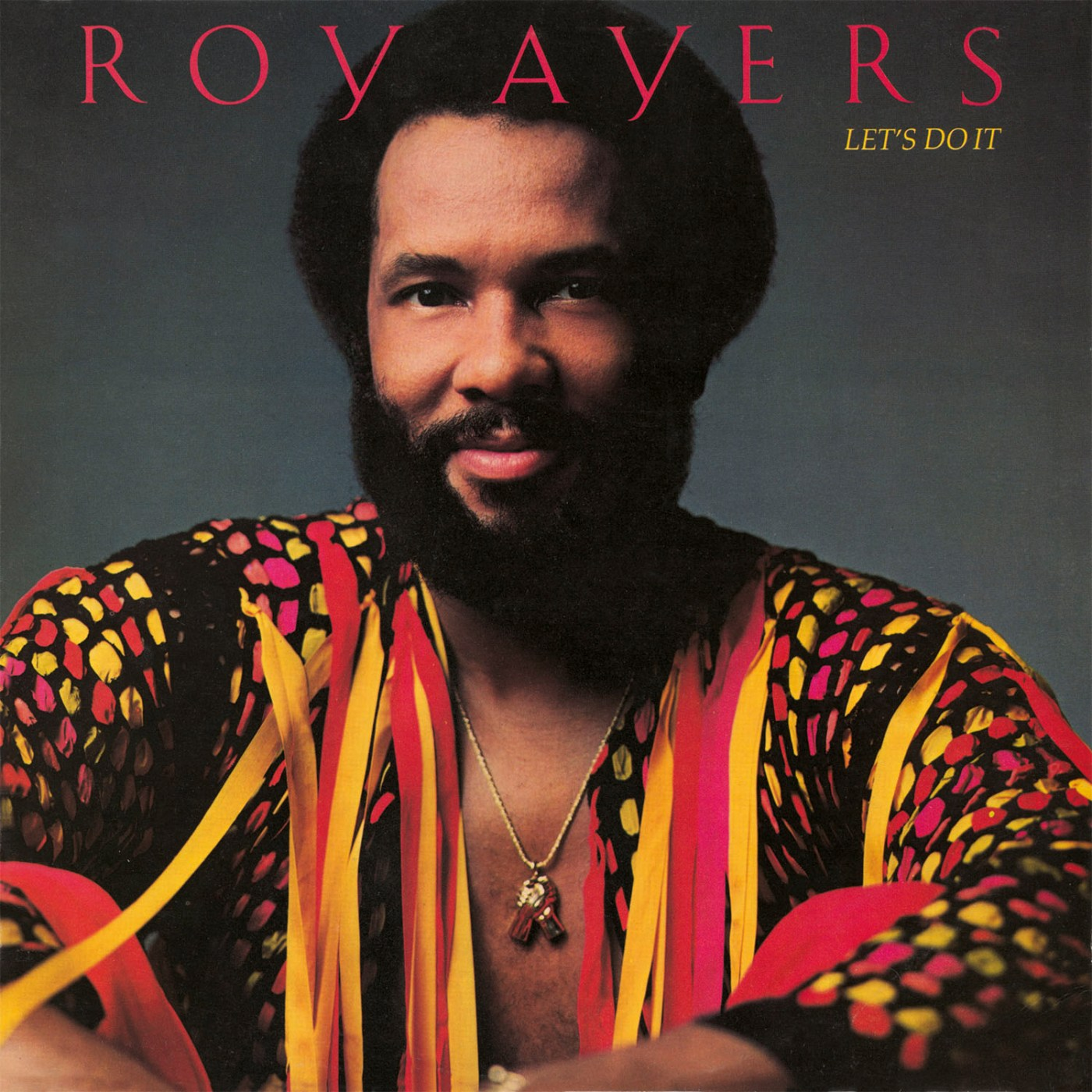 Roy Ayers/LET'S DO IT CD