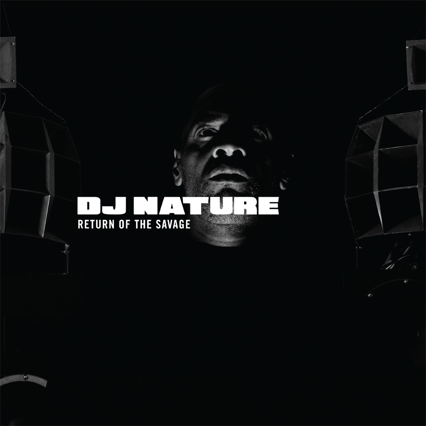 DJ Nature/RETURN OF THE SAVAGE LP