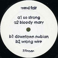 Mind Fair/SO STRONG 12""