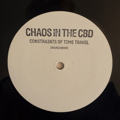"""Chaos In The CBD/CONSTRAINTS... 12"""""""