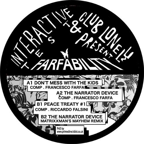"Francesco Farfa/FARFABILITY 12"""