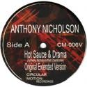 "Anthony Nicholson/HOT SAUCE + DRAMA 12"""