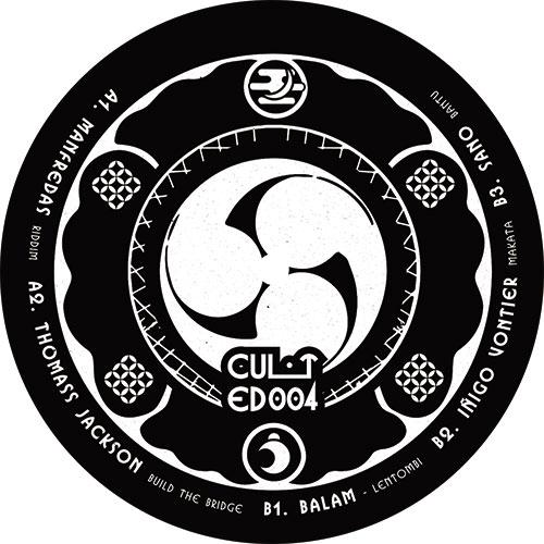 """Various/CULT EDITS 004 12"""""""