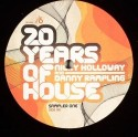 """Various/20 YEARS OF HOUSE EP # 1 12"""""""