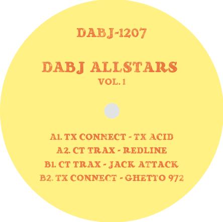 """Various/DABJ ALLSTARS VOL. 1 12"""""""