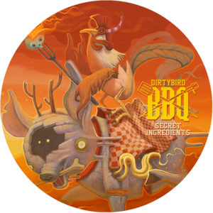 """Various/DIRTYBIRD BBQ SECRET... 12"""""""
