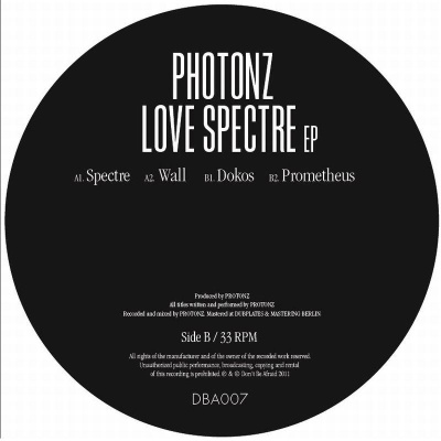 "Photonz/LOVE SPECTRE EP 12"""