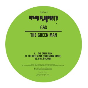 """G&S/THE GREEN MAN 12"""""""